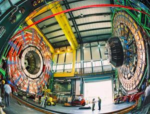 Large Hadron Collider: The wait is over