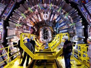 Large Hadron Collider: Extreme machine