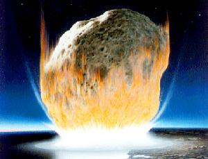 An asteroid impact could wipe out a city on Earth