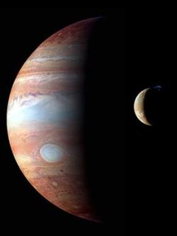 Jupiter produced greatest pounding in Earth's history