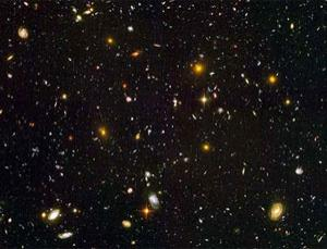 Galaxies in the early universe