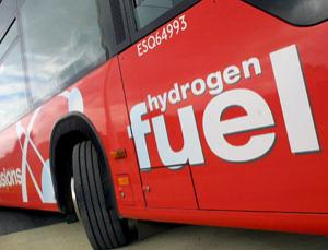 Hydrogen power has still to take off in a big way