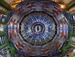 The Large Hadron Collider's CMS detector
