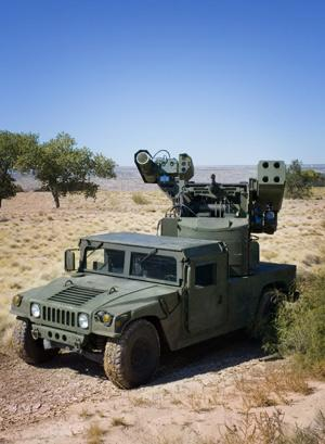 Uncrewed drones have become popular with armed forces around the world and they are tricky to defend against, but a truck-mounted laser that can shoot them down could dilute their usefulness