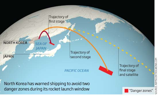 Speculation mounts over North Korean missiles