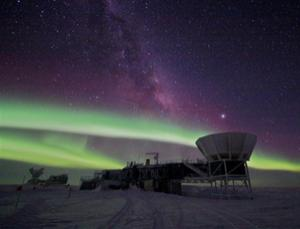 Ice cores from the Earth's polar regions may contain chemical traces of ancient supernovae