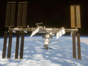 Given enough notice of a possible collision, the space station can fire thrusters to move out of the way - eight such 'avoidance manoeuvres' have been made in the past. But on Thursday, the threat of a collision was discovered too late to move the station, so the crew took shelter in a docked Soyuz spacecraft
