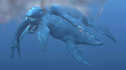 Fossil of 'ultimate predator' unearthed in Arctic | New Scientist