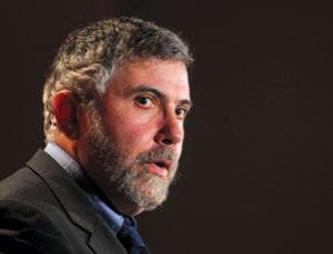 Nobel Laureate Paul Krugman was one of the few to predict the economic slump