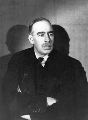 John Maynard Keynes' ideas on how to avert a depression may be key to getting us through the credit crunch...
