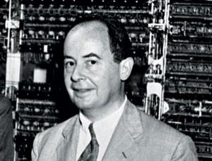 John von Neumann's work on game theory underpins much of modern economics