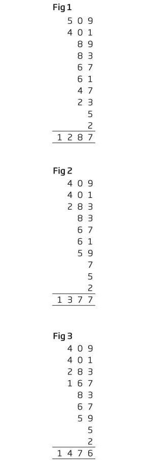 Solution to Enigma No. 1536