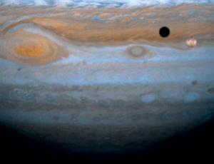 Jupiter now has only four large moons, but in the early days of the solar system it may have had 20 or more