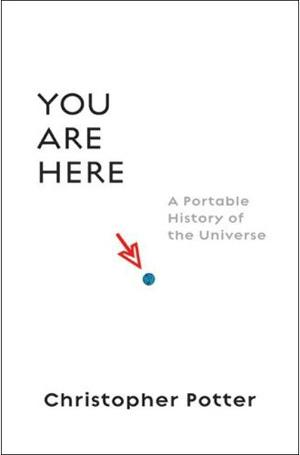 Review: You Are Here by Christopher Potter