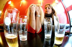 The days of binging on cheap alcohol may be numbered