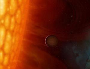 Planets orbiting near their stars may not last for very long (Illustration: Mark Garlick/HELAS)