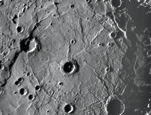 Rembrandt, the second-largest impact basin on Mercury, was discovered during the Messenger spacecraft's second flyby in October 2008. Researchers are now puzzling over features found near its centre (pictured), which show a spoke-like pattern of ridges and troughs that is reportedly unlike anything else in the solar system