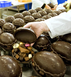 Sales of chocolate products may be booming, but killer diseases are threatening the world's major cacao plantations