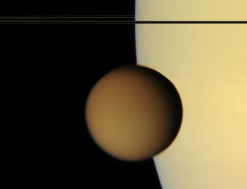 Titan, Saturn's largest moon, may have the potential to build the building blocks of DNA