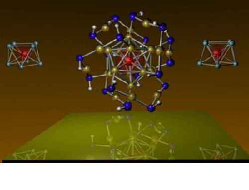 Designer clusters of atoms that can mimic other elements have for the first time been devised with magnetic properties