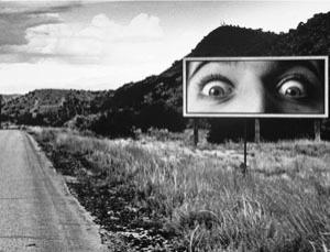 In the near future, billboards could be watching your every move