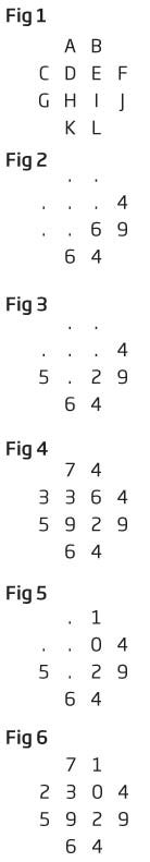 Solution to Enigma No. 1555