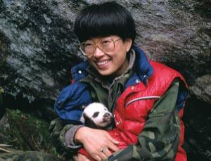 Lü Zhi has studied pandas for two decades and is director of conservation biology at Peking University