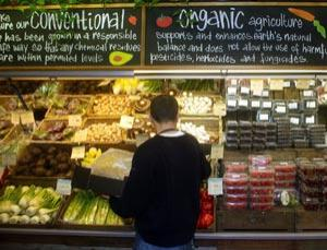 Are we missing the point over the benefits of organic foods?