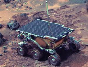 The Sojourner rover was part of NASA's hugely successful Mars Pathfinder mission. See more rovers in the gallery