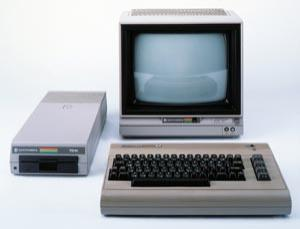 Commodore 64 - all the computer you ever needed