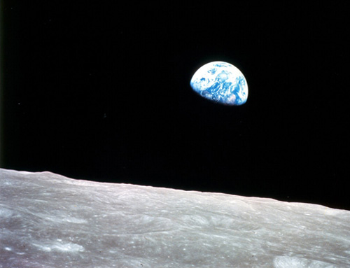 If the moon's water could be collected, lunar astronauts could use it as drinking water and split it into oxygen and hydrogen to make rocket fuel for their return journeys to Earth