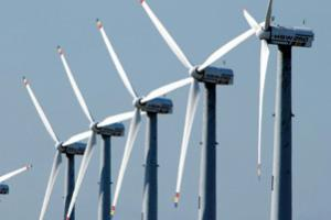 Windmill plants like this one in Germany could be made far more appealing to society
