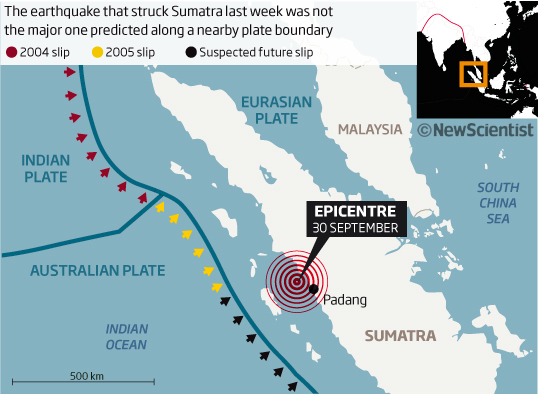 Devastating Indonesian earthquake 'still to come'