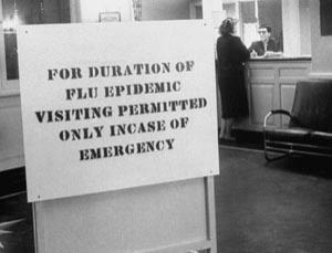 The 1957 flu pandemic wasn't the first nor last