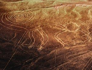 The Nazca people are famous for their huge line drawings but they may have brought about their own downfall