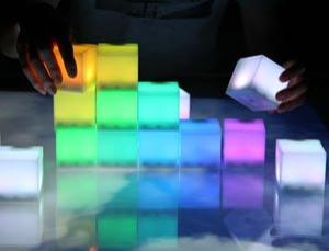 Building blocks of digital graphics
