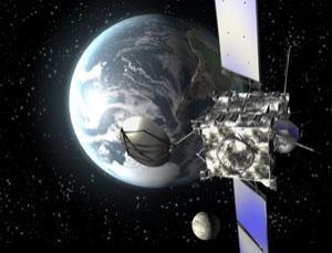 The Rosetta probe will fly by Earth on Friday (Illustration: ESA/C. Carreau)