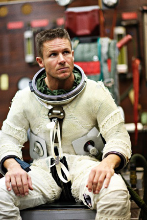 Felix Baumgartner will wear a flexible pressurised suit