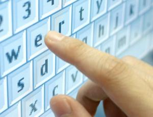 An innovative touchpad could be on the horizon