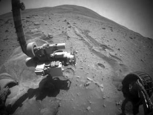 Spirit's roving days are now over, but NASA hopes it will survive the winter to become a 'stationary' lab to study Mars