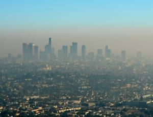 The smog over LA might be un-American