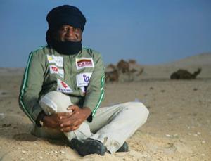 Crossing the Sahara again (Image: Kelechi Amadi-Obi