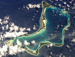 Coral reefs but no Chagossians