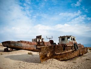 Diverting waterways to death