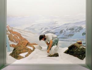 The strange world of the dioramas