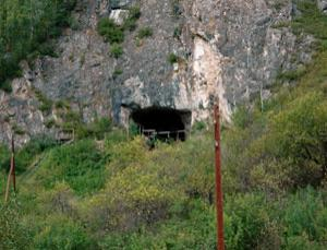Home sweet home.   DNA analysis shows a finger bone discovered in the Denisova cave, southern Siberia, may be from a previously unrecognised, extinct human species
