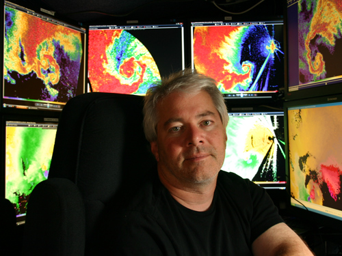 Joshua Wurman, head of the Center for Severe Weather Research in Boulder, Colorado