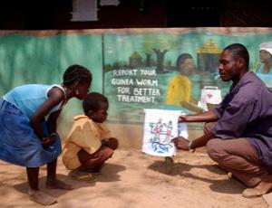 Education is an important part of eradication