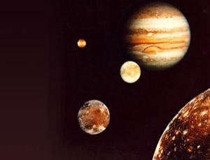 Jupiter has the largest moon in the solar system