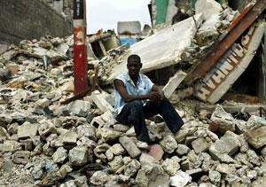The origins of Haiti's inability to rally when the earthquake struck can be traced back centuries